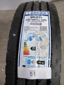 1 x Sailun S637 + 126/12UM load range G all steel radial tyre, size 215/75R17.5 14PR - New with
