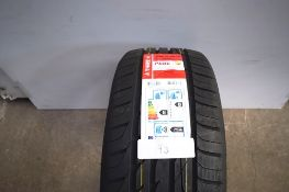 1 x A-Three-A P606 tyre, size 235/50ZR18 101W - New with label (GS1)