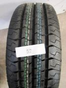1 x Matador Maxilla 2 NPS 330 tyre, size 235/65R16C - New (GS3)