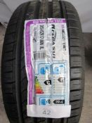 1 x Nexen N Fera SU1 tyre, size 205/45ZR17 88W XL - New with label (GS2)