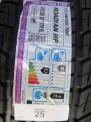 1 x Nexen Roadian HP tyre, size 275/55R20 117V XL - New with label (GS2)