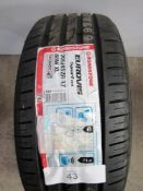 1 x Roadstone Eurovis Sport 04 tyre, size 205/45ZR17 88W XL - New with label (GS2)