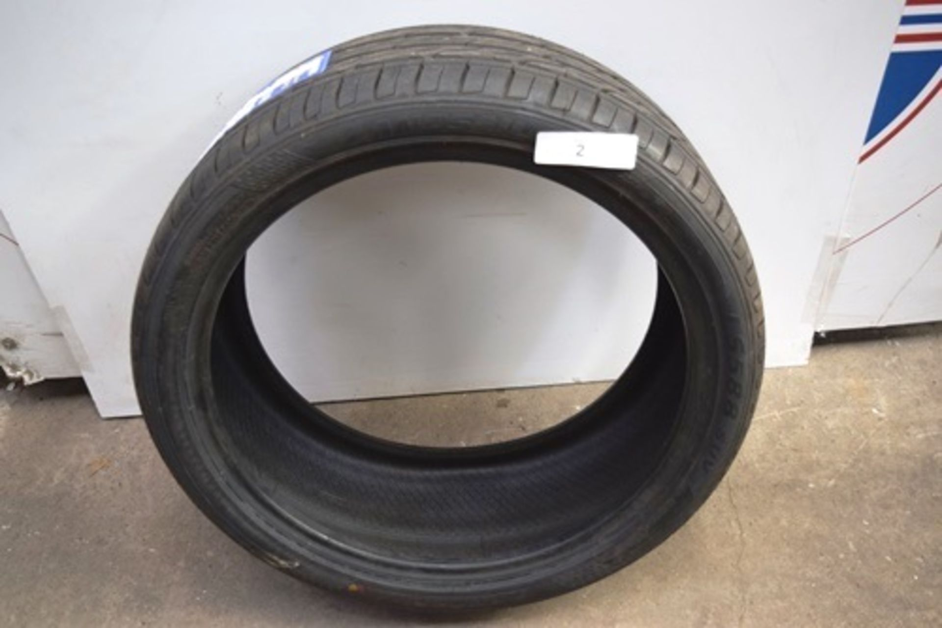 1 x Landsail LS588 SUV tyre, size 285/35ZR22 106W - New (GS1) - Image 2 of 2