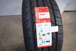 1 x A-Three-A P606 tyre, size 255/35ZR20 97W - New with label (GS1)