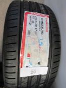 1 x Roadstone Eurovis Sport 04 tyre, size 235/45ZR17 97Y XL - New with label (GS1)
