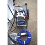 1 x 2hp airless paint sprayer, model DF330 1.5kw, 240V/50Hz, 22.5MPa max flow, 4ltr/min - New (GS8)