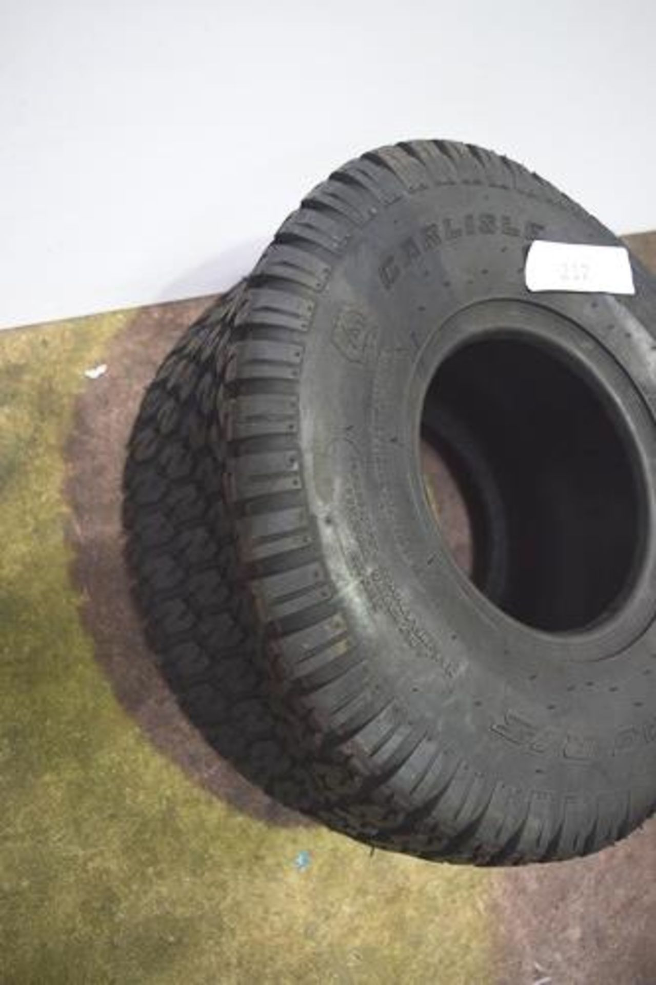 1 x Carlisle Turf Trac R/S 250/60.8 IMP tyre - New (GS10) - Image 2 of 2