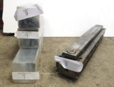 Outil EX 380 punch press sheet metal hole punch, RRP £1,000.00, second-hand together with 3 x