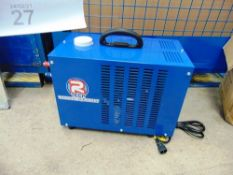 R Tech Welding Equipment 1.6kw, 300 amp cooling unit, model WRC-300A, RRP £300.00 - Lightly used,