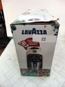 1 x Krups Nespresso coffee maker, no milk frother, second-hand, tested working, together with a