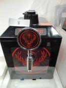 1 x Jagermeister 3 bottle tap machine, model JEMEU, no instruction booklet - New in box, box tatty(