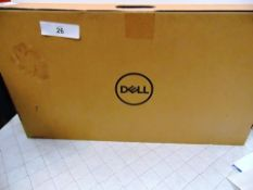 "1 x Dell 27"" widescreen monitor, model E2720HS - New (ES2)"