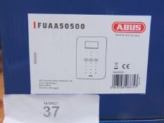Abus Secvest touch wireless alarm system, model FUAA50500, control panel only - Sealed new in box (