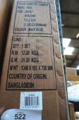 "1 x Arden Peak navy blue MTB bike, model 1g04024, size 26"" x 16"" - New in box (GS38)"