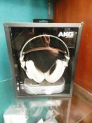 1 x AKG K701 Premium Class headphones - Sealed new in box (C13B)