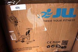 1 x JLL trainer bike, model JF100 - New (CS1)