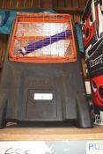 1 x Rhino warehouse heater, model TQ3, 240V - Unboxed, Grade B (ES6)