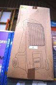 1 x Rhino warehouse heater, model TQ3, 110V - Boxed, Grade B (ES6)