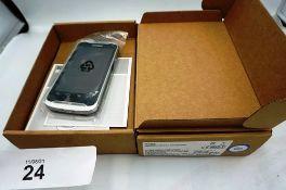 2 x Symbol TC55 handheld mobile retail PDA's, model TC55BH - Sealed new in box (C1)