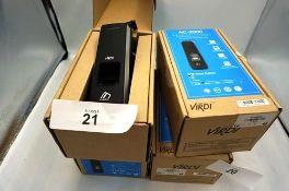 4 x AC2000 SC slim style TCP/IP RFID 13.56mhz biometric terminals, faulty, customer returns RRP £