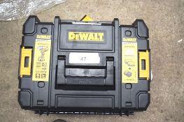 "1 x DeWalt 18V high torque brushless impact wrench, model DCF899P2, 1/2"" sq drive, with 1 x 18V 5."