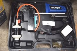 1 x Evolution magnetic drill, model EV042, 240V, in original case - Grade B (ES10)