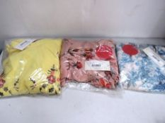 3 x Hope & Ivy dresses comprising The Sienna, size 10, The Remy, size 10 and Jacinta, size 10 -
