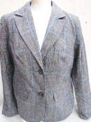 1 x Crewe ladies Penrhyn wool blazer, size 12, RRP £139.00 - Sealed new in box (1B)