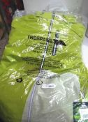 2 x Trespass Duall men's jackets, size L - New with tags (1B)