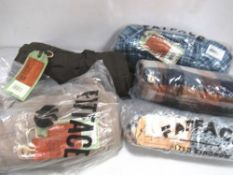 5 x items of men's Fat Face clothing comprising 2 x pairs chinos, both size 38R and 3 x shirts, 2