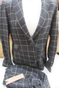 1 x Phase Eight Toni suit jacket and trousers, size 12 - New with tags (1B)