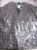 1 x Crewe ladies Ruth wool coat, size 10, RRP £149.00 - Sealed new in pack (1B)