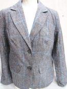 1 x Crewe ladies Penrhyn wool blazer, size 14, RRP £139.00 - Sealed new in box (1B)
