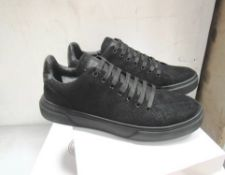 3 x pairs of Kurt Geiger Frankie trainers, size 42, 44 and 46 - New in box (1B)