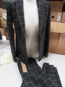1 x Phase Eight ladies Toni trouser suite, size 8 jacket and size 10 trousers (1C)