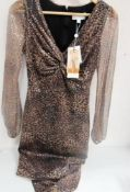 1 x Fenn Wright Manson by Amanda Holden Jane dress, size 12, RRP £299.00 - New with tags (1A)
