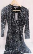 1 x Fenn Wright Manson Bibi knee length dress, RRP £229.00 - New with tags (1A)