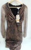 1 x Fenn Wright Manson by Amanda Holden Jane dress, size 6, RRP £299.00 - New with tags (1A)