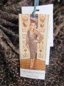 1 x Fenn Wright Manson by Amanda Holden Jane dress, size 16, RRP £299.00 - New with tags (1A)