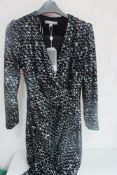1 x Fenn Wright Manson Bibi knee length dress, size 8 - New with tags (1A)
