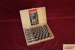 """9"""" wood auger set.*"""