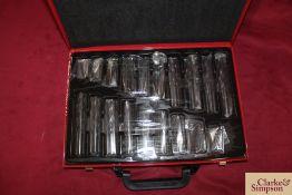 170 piece HSS drill set.*