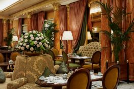 Afternoon Tea for two in The Promenade at the Dorchester Hotel, Park Lane, London with a private