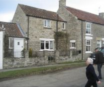 A three-night stay in apicturesque two-bedroom, stone cottage in the moorland village of Appleton-