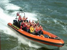A special day out on the Suffolk Coast for 2 with a trip on the Coastal Voyager boat from Southwold