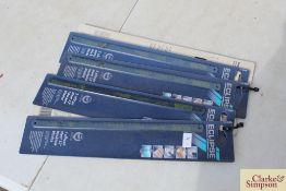 30x 12in Eclipse hacksaw blades. *