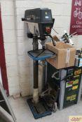 Spaldings workshop freestanding 240v pillar drill. Owned from new. *