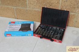 170 piece HSS drill set. *