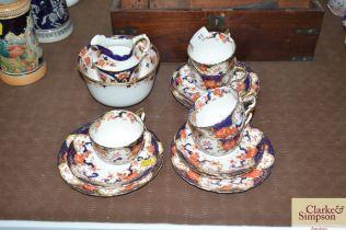 A quantity of Davenport teaware