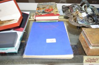 A quantity of books to include 'The Children of Wi